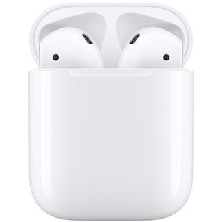 Apple AirPods 2.Gen MV7N2ZM/A weiß ohraufliegend