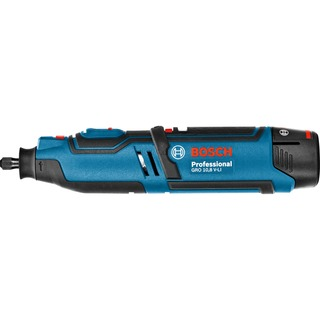Turbo Bosch Akku Akkurotationswerkzeug GRO 10,8V Li blau, L-BOXX RG87
