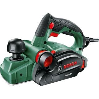 Bosch Hobel PHO 2000 grün 82 mm 680 Watt Netzanschluss
