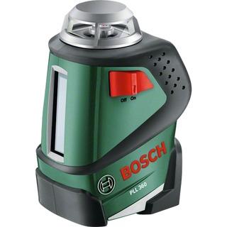 Werkzeug Bosch Linienlaser PLL 360 (Schutztasche, grün)