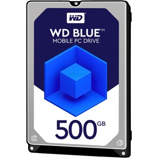 500GB Western Digital WD5000LPCX, Festplatte SATA 600, WD