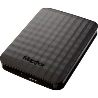 1000GB Maxtor M3 Portable schwarz USB3.0