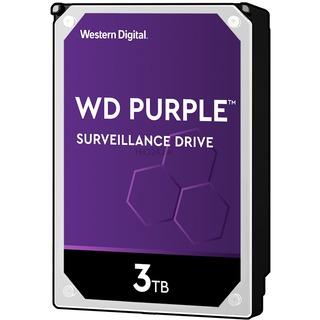 Western Digital WD     3TB WD30PURZ   Purple    5400 SA3