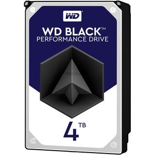 Western Digital WD     4TB WD4005FZBX Black     7200 SA3