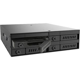 Chieftec Chieftec CMR-425 schwarz Backplane für 4 HDDs/SSDs