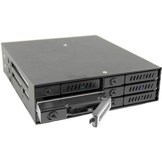 Chieftec Chieftec CMR-625 schwarz Backplane für 6 HDDs/SSDs