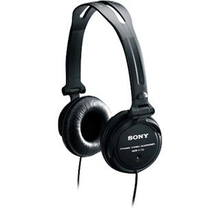 Sony MDR-V150 schwarz Kopfhörer On-Ear Klinke