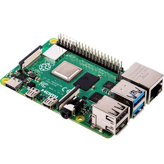 Raspberry Pi 4 model B, 4GB RAM