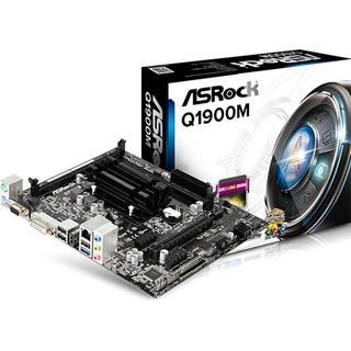 ASRock Q1900M inkl. Intel Celeron J1900 Sound HDMI DVI VGA