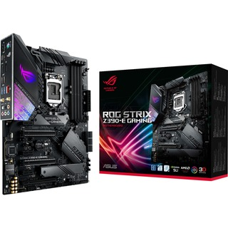 ASUS ROG Strix Z390-E Gaming Mainboard Sockel 1151 ATX