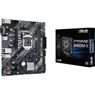 Asus PRIME B460M-K                  B460  ÁATX 1x PCIe
