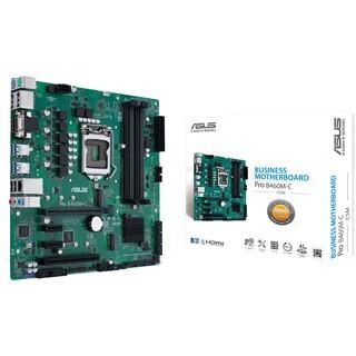 Asus PRO B460M-C/CSM                B460  mATX 1x PCIe