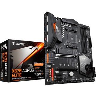 GigaByte X570 AORUS ELITE               X570  ATX