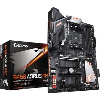 GigaByte B450 AORUS PRO                 B450  ATX
