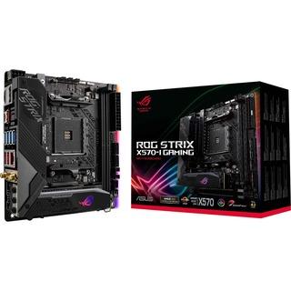 Asus ROG STRIX X570-I GAMING        X570  Mini-ITX