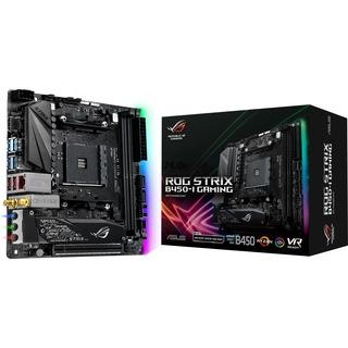 Asus ROG Strix B450-I Gaming Mainboard Sockel AM4 Mini-ITX