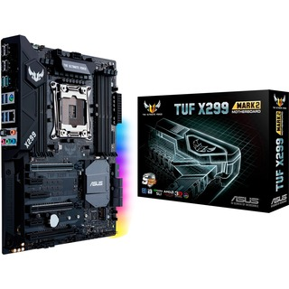 Asus TUF X299 Mark 2 Gaming Mainboard Sockel LGA 2066 ATX