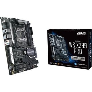 Asus WS X299 PRO                    X299 G-LAN SATA3