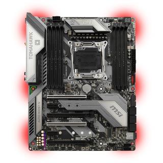 MSI X299 TOMAHAWK AC                X299  ATX 4x PCIe