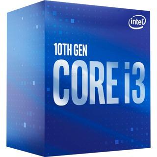 Intel Core i3-10100   3600 1200   BOX boxed 3.600 MHz