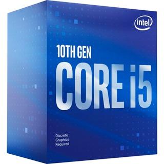 Intel Core i5-10400F  2900 1200   BOX boxed 2.900 MHz