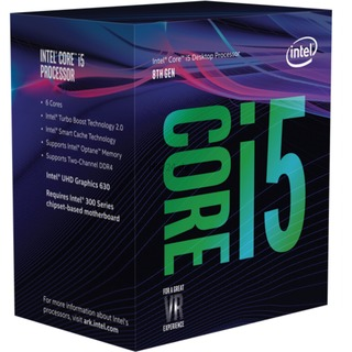 Intel Core i5-8400    2800 1151V2 BOX  2.800 MHz 6