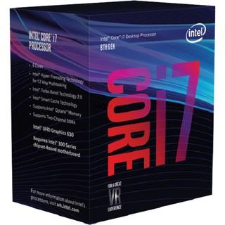 Intel Core i7-8700    3200 1151V2 BOX  3.200 MHz 6