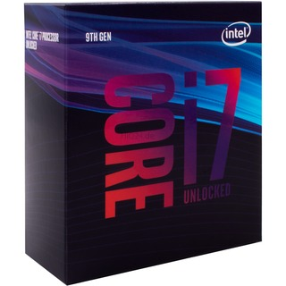 Intel 1151 Core i7-9700K (8x3,60GHz) Coffee Lake Boxed
