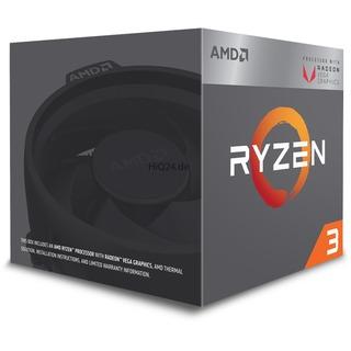 AMD Ryzen 3 2200G - 4x 3,5-3,7 GHz