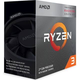 AMD Ryzen 3 3200G 4x3.6-4.0GHz