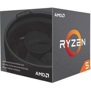 AMD AM4 Ryzen 5 2600 (6x3,4GHz) noGPU 65W