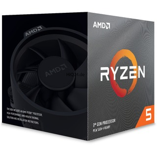 AMD Ryzen 5 3600X 6x3.8-4.4GHz BOX