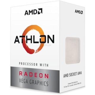 AMD AM4 Athlon 200GE (2x3,2GHz) Vega 3 35Watt