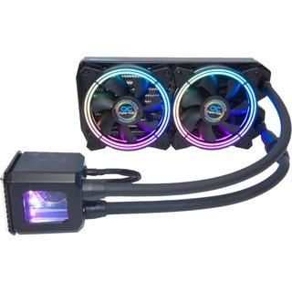 Alphacool Eisbär Aurora 240 CPU-RGB   bk |