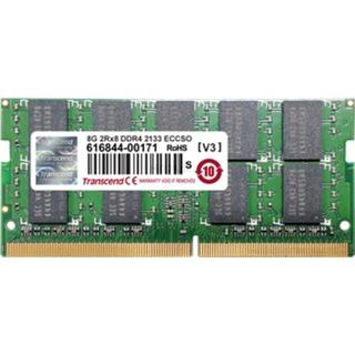 4GB (1x 4GB) Transcend SODIMM DDR4-2133 CL15 ECC