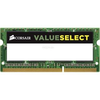 Corsair SO-DIMM 4 GB DDR3-1333 CMSO4GX3M1C1333C9 4096 MB