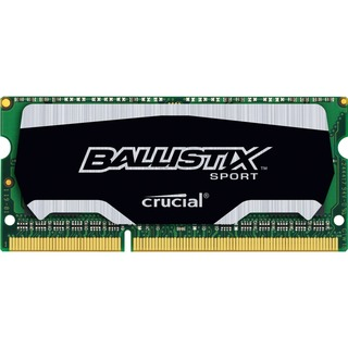 Crucial SO-DIMM 4 GB DDR3-1600 BX Sport, BLS4G3N169ES4CEU