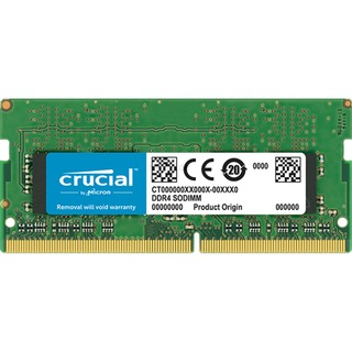 Crucial D4S 4GB 2666-19 SODIMM        SRx8   CRU
