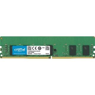 Crucial D4 8GB 2666-19  ECC REG SRx8         CRU