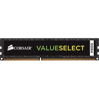 8GB (1x 8GB) Corsair DDR4-2133 CL15 Value Select