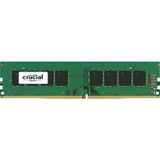 8GB (1x8GB) Crucial DDR4-2400 CL17