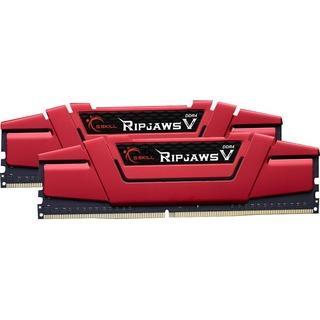 8GB (2x 4GB) G.Skill DDR4-2666 CL15 RipJaws V rot