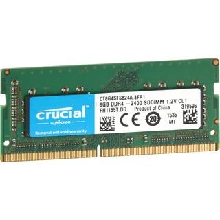 8GB (1x 8GB) Crucial SODIMM DDR4-2400 CL17