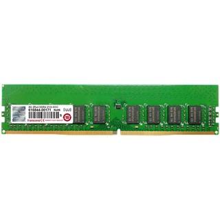 16GB (1x 16GB) Transcend DDR4-2133 CL15 ECC