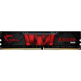 16GB (1x 16GB) G.Skill DDR4-3200 CL16 Aegis 1.35V PC4-25600