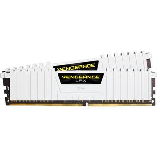 Corsair DIMM 32 GB DDR4-2666 Kit, Arbeitsspeicher weiß,