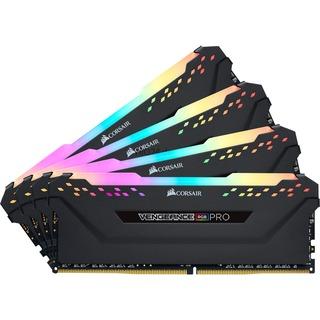 Corsair D432GB 2666-16 Veng. RGB PRO   bk K4 COR