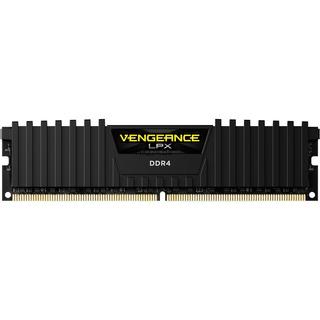32GB (2x 16GB) Corsair DDR4-3000 CL15 Vengance LPX schwarz
