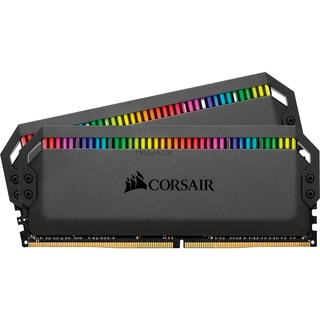 Corsair D432GB 3466-16 Dominator Plat.RGB K2 COR schwarz,