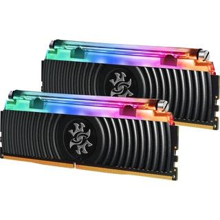 ADATA DDR4  32GB 3000-16 K2 XPG D80 bk | SPECTRIX RGB